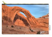 Corona Arch Canyon Carry-all Pouch