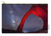 Corona Arch Milk Way Red Light Carry-all Pouch