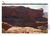 Corona Arch Trail Panorama Carry-all Pouch