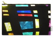 Coronado Hospital Chapel Stained Glass Carry-all Pouch