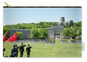 Corps Of Cadets Present Arms Carry-all Pouch