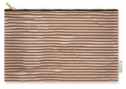 Corrugated Cardboard Carry-all Pouch