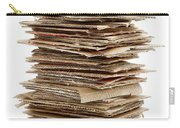 Corrugated Fiberboard Carry-all Pouch by Fabrizio Troiani