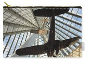 Corsairs In The National Marine Corps Museum In Triangle Virginia Carry-all Pouch