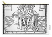 Cortes Letter, 1522 Carry-all Pouch