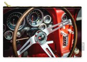 Corvette Steering Wheel Carry-all Pouch