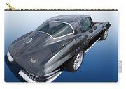 Corvette Stingray 1966 Carry-all Pouch