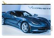 Corvette Stingray Carry-all Pouch