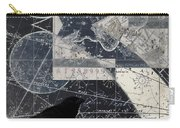 Corvus Star Chart Carry-all Pouch by Carol Leigh