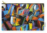 Cosmic Birth Of Jazz Carry-all Pouch