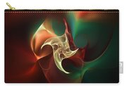 Cosmic Bloom Carry-all Pouch