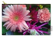 Cosmic Bouquet Carry-all Pouch