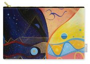 Cosmic Carnival Vlll Aka Sacred And Profane Carry-all Pouch