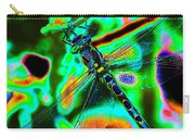 Cosmic Dragonfly Art 1 Carry-all Pouch