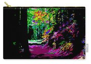 Cosmic Energy Of A Redwood Forest On Mt Tamalpais Carry-all Pouch