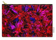 Cosmic Flower Wall Carry-all Pouch