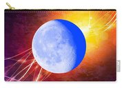 Cosmic Rhythm - Within Border Carry-all Pouch