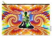 Cosmic Spiral Ascension 10 Carry-all Pouch