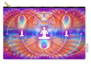 Cosmic Spiral Ascension 15 Carry-all Pouch