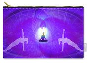 Cosmic Spiral Ascension 28 Carry-all Pouch