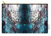 Cosmic Winter Carry-all Pouch by Jennifer Rondinelli Reilly - Fine Art Photography