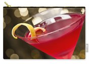 Cosmopolitan Cocktail Carry-all Pouch