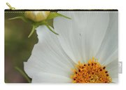Cosmos Bud Carry-all Pouch