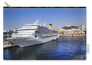 Costa Cruise Ship Carry-all Pouch