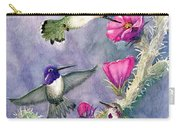Costa Hummingbird Family Carry-all Pouch