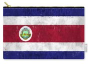 Costa Rica Flag Carry-all Pouch