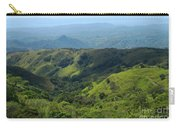 Costa Rica Greens Carry-all Pouch