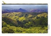 Costa Rica Mountains Carry-all Pouch