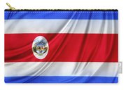 Costa Rican Flag Carry-all Pouch