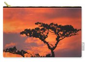 Costa Rican Sunset Carry-all Pouch
