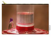 Costa's Hummingbird Keeping Guard Carry-all Pouch