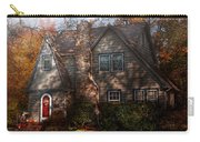 Cottage - Cranford Nj - Autumn Cottage  Carry-all Pouch