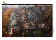 Cottage - Cranford Nj - Autumn Cottage  Carry-all Pouch