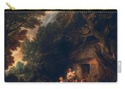 Cottage Door, C.1780 Carry-all Pouch