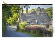 Cottage In The Cotswolds Carry-all Pouch