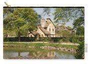 Cottage In The Hameau De La Reine Carry-all Pouch