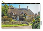 Cottage Of The Cotswolds Carry-all Pouch
