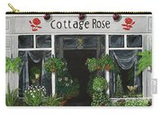 Cottage Rose Carry-all Pouch