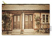 Cottage Townhouses In Lund Carry-all Pouch