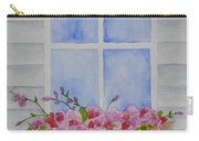 Cottage Window Carry-all Pouch