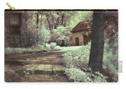 Cottages In The Woods Carry-all Pouch by Jill Battaglia