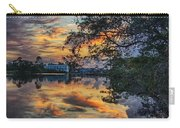 Cotton Bayou Sunrise Carry-all Pouch