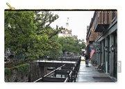 Savannah Ga Cotton Broker Walk  Carry-all Pouch