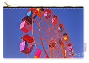 Cotton Candy Ferris Wheel Carry-all Pouch