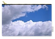 Cotton Clouds Carry-all Pouch