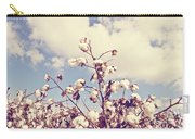 Cotton In The Sky With Filter Carry-all Pouch